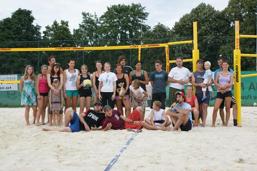 Hobbyturnier Beachvolleyball @ Beachvolleyballanlage des ATSV Ternitz