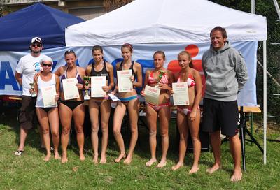 Beachvolleyball C-Cup Damen @ Beachvolleyballanlage des ATSV Ternitz