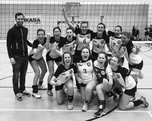 Volleyball Damen 1 - Landesliga 4.Rd @ Sporthalle Wimpassing