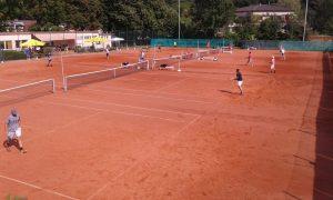 5. BAUMIT Stahlstadt Open - Tennisoutlettrophy 2019 @ Tennisanlage Ternitz
