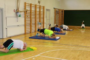 Seniorengymnastik Männer @ Turnhalle Stapfgasse | Ternitz | Niederösterreich | Österreich