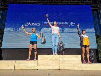 Ö-Frauenlauf Dagmar Stangl
